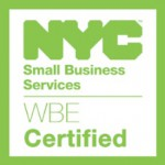NYC-WBE cert stamp